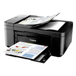 canon PIXMA TR4540 All-in-one printer - open
